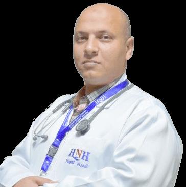 د. أحمد النظامي |استشاري النساء والتوليد | مستشفى الحياة الوطني | الرياض