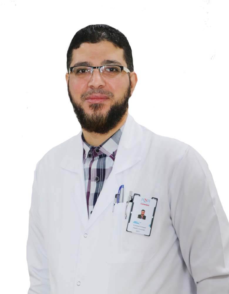 الدكتور - خالد مصباح | أخصائي الأطفال وحديثى الولادة | مستشفى الحياة الوطني | القصيم