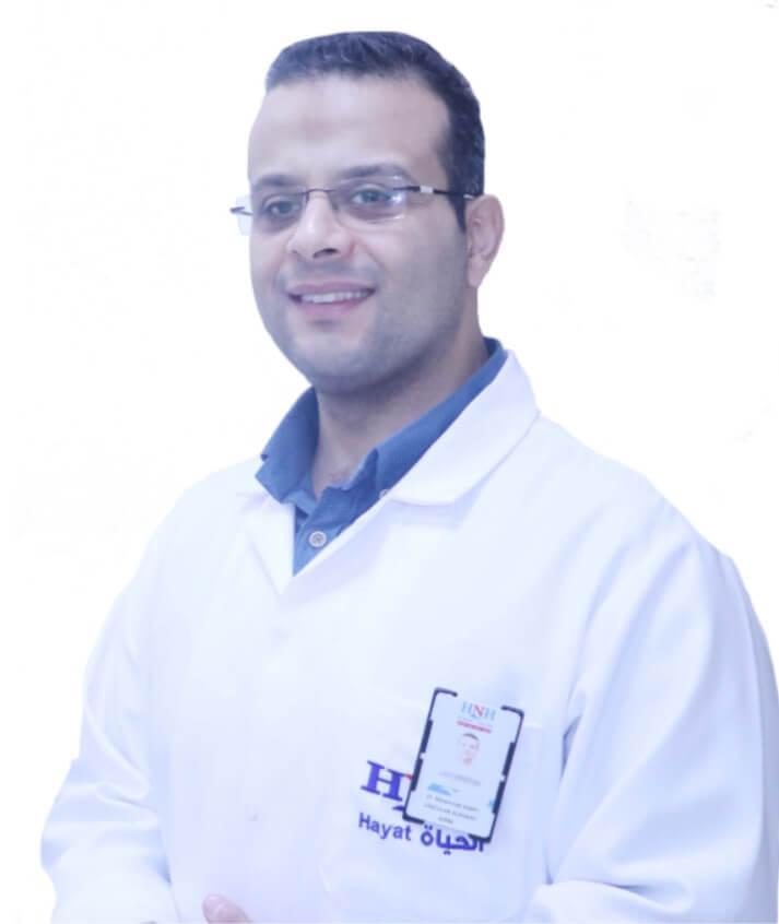 الدكتور / محمدصبري جويد | أستشاري جراحة الأوعية الدموية | مستشفى الحياة الوطنى | القصيم | الغسيل الدموي | القدم السكري | وصلات الغسيل الكلوي | الشرايين