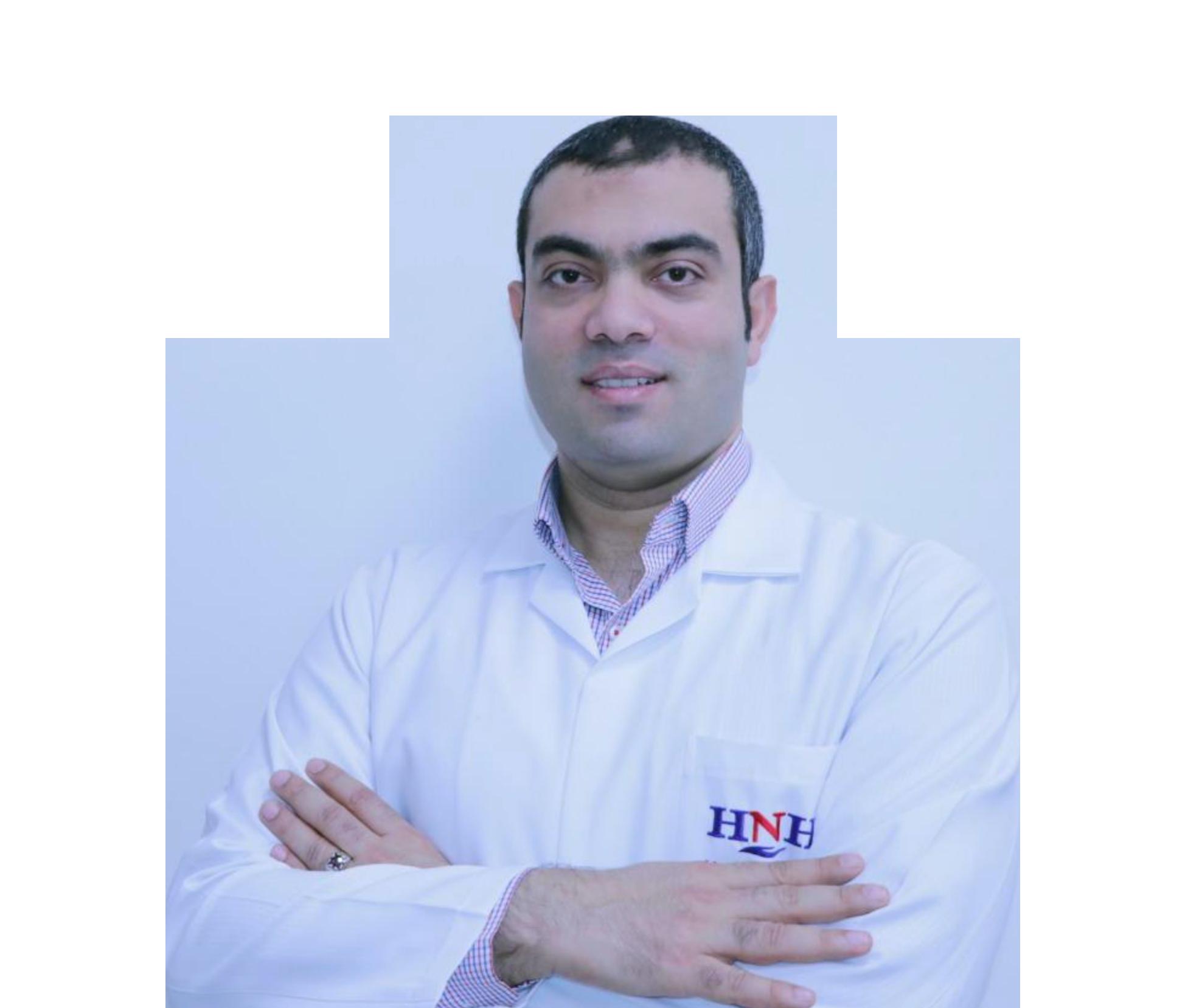 الدكتور - رامي صالح عامر | قسم العيون | مستشفى الحياة الوطني القصيم | عمليات القرنية المخروطية | عمليات الليزك | عمليات الأنتراليزك | عمليات زع العدسات