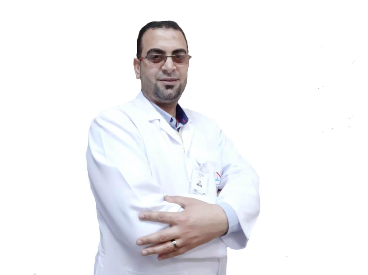 الدكتور مصطفى حسين بركات | أستشاري الأمراض النفسية والعصبية